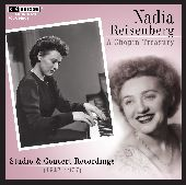 Album artwork for A CHOPIN TREASURY:REISENBERG