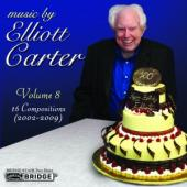 Album artwork for Carter: Music Vol. 8, 16 Compositions