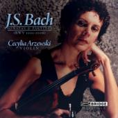 Album artwork for J.S Bach: Sonatas and Partitas for Solo Violin / A