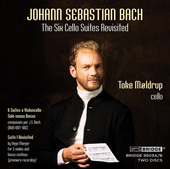 Album artwork for Bach: The 6 Cello Suites Revisited