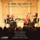 Album artwork for Lark Quartet: A Farewell Celebration