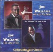 Album artwork for Joe Williams - Me & the Blues / The Song is You