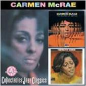 Album artwork for Carmen McRae - The Sound of Silence / Portrait of