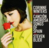 Album artwork for Canción amorosa: Songs of Spain / Winters, Blier