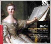 Album artwork for Bach: Harpsichord Concertos