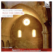 Album artwork for Music For Compline. Stile Antico