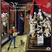 Album artwork for Alla Venetiana 16th Century Italian Lute Music