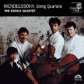 Album artwork for MENDELSSOHN: STRING QUARTETS