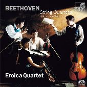 Album artwork for Beethoven: String Quartets