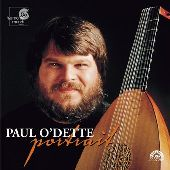 Album artwork for PAUL O'DETTE: PORTRAIT