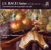 Album artwork for J.S. Bach: SUITES BWV 1010 - 1012