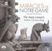 Album artwork for MIRACLES OF NOTRE DAME