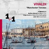 Album artwork for MANCHESTER SONATAS FOR VIOLIN AND CONTINUO