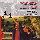 Album artwork for JOSQUIN / MOUTON / LASSUS