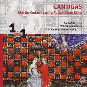 Album artwork for CANTIGAS / Paul Hillier