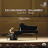 Album artwork for Rachmaninov Taneyev Liadov Balakirev Olga Kern
