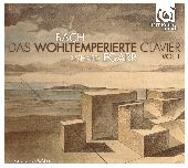 Album artwork for Bach: The Well-Tempered Clavier Vol.1 (Egarr)