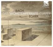 Album artwork for Bach: Well-Tempered Clavier, Book II / Egarr