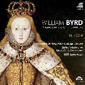 Album artwork for BYRD : SECOND SERVICE & CONSORT ANTHEMS