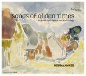 Album artwork for Songs of Olden Times. Heinavanker/Kolar