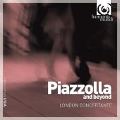 Album artwork for London Concertante: Piazzolla and Beyond