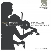 Album artwork for Mozart: Sonatas for Fortepiano & Violin