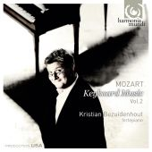 Album artwork for Mozart: Keyboard Music, Vol.2 / Bezuidenhout