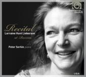 Album artwork for Lorraine Hunt Lieberson: Recital at Ravinia