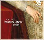 Album artwork for Purcell: The Complete Fantazias