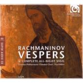 Album artwork for Rachmaninov Vespers & Complete All Night Vigil