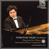Album artwork for Nobuyuki Tsujii: 13th Van Cliburn Comp. Gold Medal