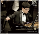 Album artwork for Haochen Zhang: Gold Medal - Thirteenth Van Cliburn