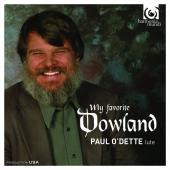 Album artwork for DOWLAND. My Favorite Dowland. O'Dette