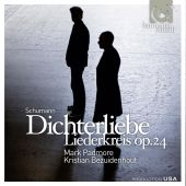 Album artwork for Schumann: Dichterliebe, Liederkreis / Padmore