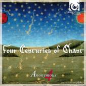 Album artwork for Anonymous 4: Four Centuries of Chant
