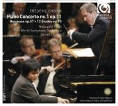 Album artwork for Chopin: Piano concerto no.1 / Tsujii