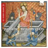 Album artwork for Stile Antico: Passion & Resurrection
