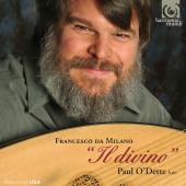 Album artwork for Milano: Works for Lute - O'Dette