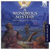 Album artwork for A Wondrous Mystery. Stile Antico