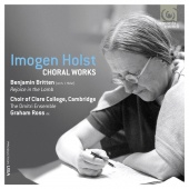 Album artwork for I. Holst: Choral Works / Ross
