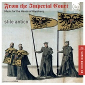 Album artwork for From the Imperial Court. Stile Antico