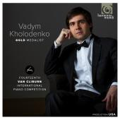 Album artwork for Vadim Kholodenko: Gold Medal 14th Van Cliburn
