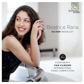 Album artwork for Beatrice Rana: Silver Madal 14th Van Cliburn