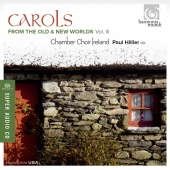 Album artwork for Carols from the Old and New Worlds Vol.3. Hillier