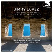 Album artwork for LOPEZ. Peru Negro. Norwegian Radio Orchestra