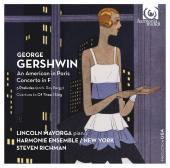 Album artwork for Gershwin: An American in Paris, Concerto in F