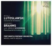 Album artwork for Lutoslawski: Concerto for Orchestra / Bedoya