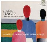 Album artwork for Langer: Landscape with Three People