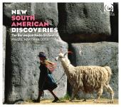 Album artwork for New South American Discoveries