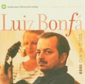 Album artwork for Luiz Bonfa: Solo in Rio 1959